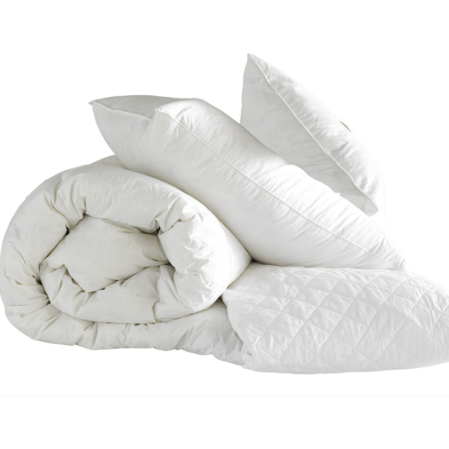 Duvet and Pillows