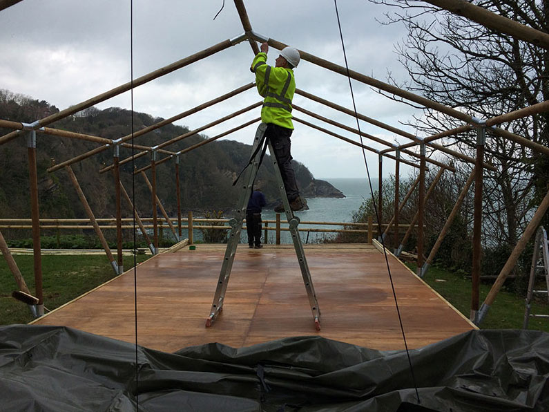 ... Holidays have Parks in some truly spectacular places and the views from Sandaway Beach near Combe Martin where they have just sited some Woody Safari ... & Client Safari Tents Gallery affordable and a great return on your ...