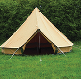 Steel Safari Tents