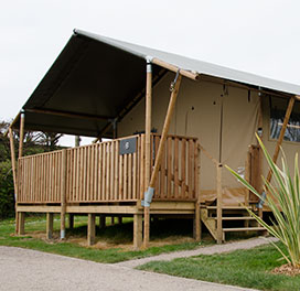 Plus Range Safari Tents