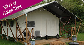 Clear Sky Safari Tents range, affordable and a great ...
